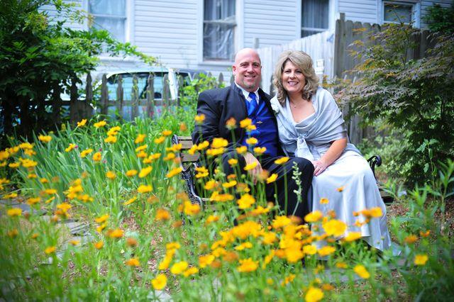 Ginny and Greg Wedding